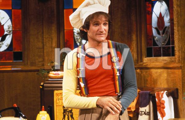"""Mork & Mindy""Robin Williams © 1978 David Sutton - Image 5414_0020"