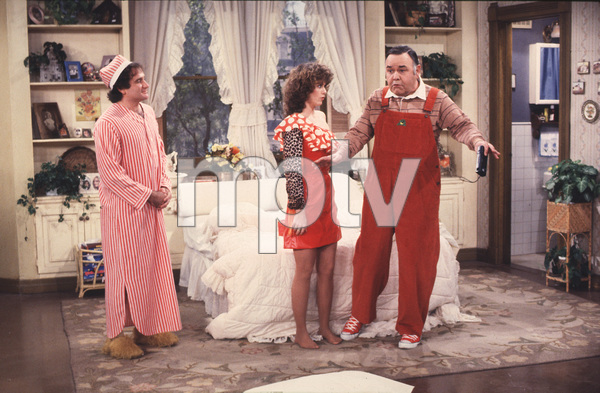 """Mork & Mindy""Robin Williams,Pam Dawber,Jonathan Winters1982 ABC © 1982 David Sutton - Image 5414_0040"