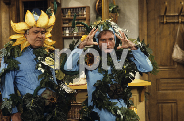 """Mork & Mindy""Robin Williams, Jonathan Winters1982© 1982 David Sutton - Image 5414_0045"