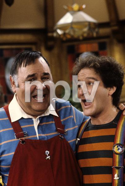 """Mork & Mindy""Robin Williams, Jonathan Winters1981 © 1981 Gunther - Image 5414_0076"