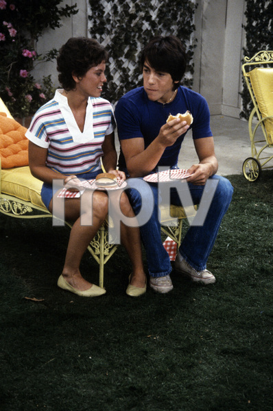 """Happy Days""Erin Moran, Scott Baio1982© 1982 David Sutton - Image 5417_0069"
