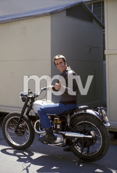 """Happy Days""Henry Winkler1976 © 1978 David Sutton - Image 5417_0121"