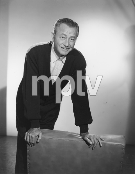"""""""Father Knows Best""""Robert YoungC. 1956Photo By Gabi Rona - Image 5420_0012"""
