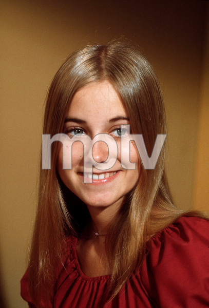 """Brady Bunch, The""Maureen McCormick1969 ABCPhoto by Bud GrayMPTV - Image 5421_0007"