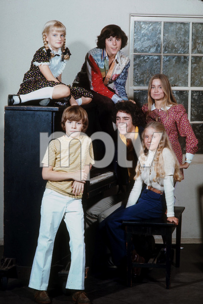"""Brady Bunch, The""M. Lookinland, S. Olsen, C. Knight,M. McCormick, B. Williams, E. Plumb1972 ABC © 1978 Gene TrindlMPTV - Image 5421_0025"