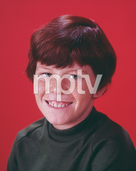 """""""The Brady Bunch""""                                                        Mike Lookinland     Circa 1970 **I.V. - Image 5421_0065"""