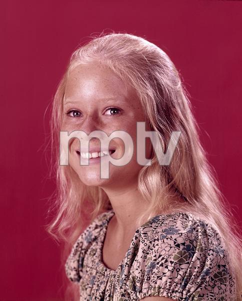"""The Brady Bunch""Eve PlumbCirca.1971**I.V. - Image 5421_0068"