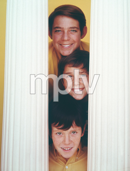 """""""The Brady Bunch""""Barry Williams,Christopher Knight,Mike LookinlandCirca.1971**I.V. - Image 5421_0073"""