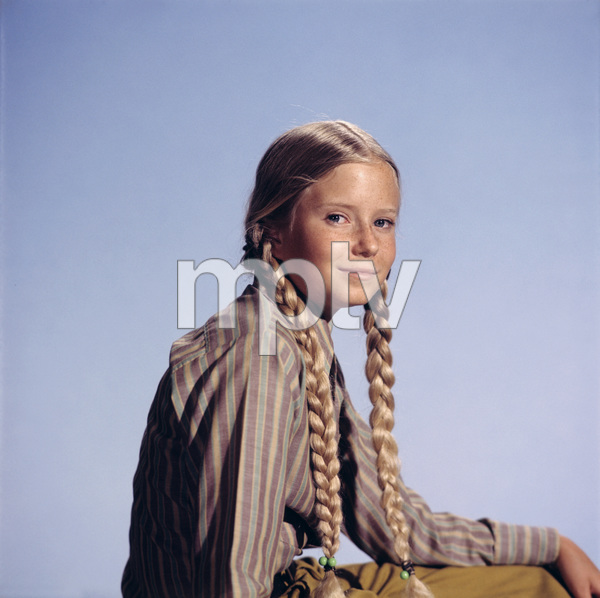"""The Brady Bunch""Eve Plumbcirca 1970** I.V. - Image 5421_0086"