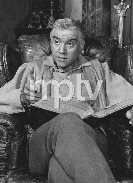 """Bonanza""Lorne Greene1959 NBCPhoto by Joe Shere - Image 5424_0036"