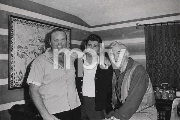 """Bonanza""Dan Blocker, Michael Landon, Lorne Greene1961 © 1978 David Sutton - Image 5424_0037"