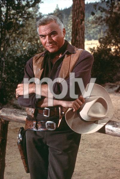 """Bonanza""Lorne Greene1968 © 1978 Ken Whitmore - Image 5424_0040"