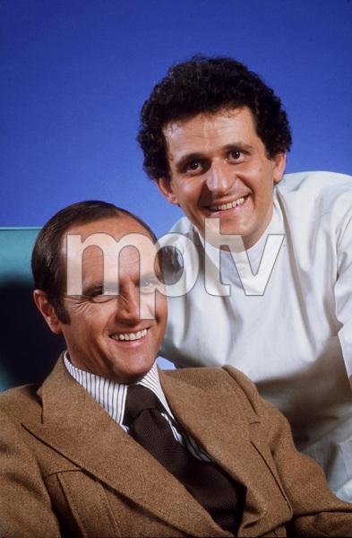 """Bob Newhart Show, The""Bob Newhart, Peter Bonerz1974 CBS © 1978 Gene TrindlMPTV - Image 5465_0007"