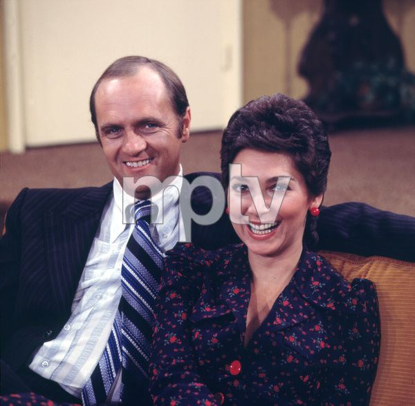 """Bob Newhart Show, The""Bob Newhart, Suzanne Pleshette1974 CBS © 1978 Gene Trindl - Image 5465_0013"