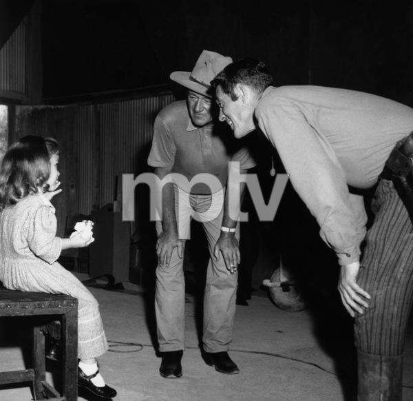 """The Alamo""Director John Wayne1960 United Artists ** I.V. - Image 5499_0028"