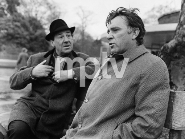 """""""The Spy Who Came in from the Cold""""Richard Burton1965 Paramount Pictures - Image 5500_0001"""