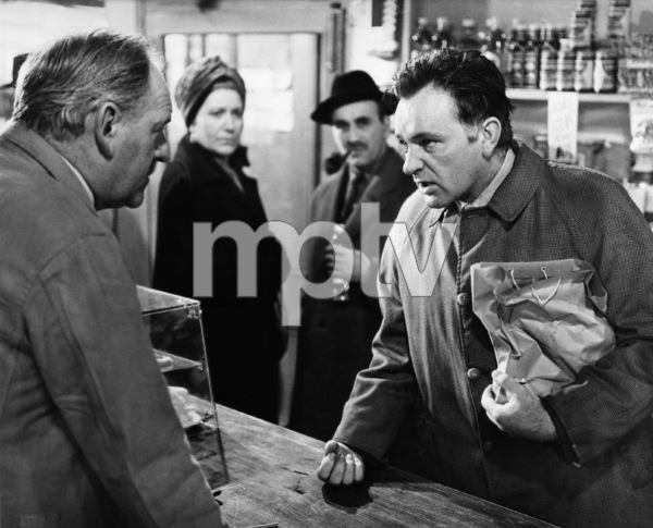 """""""The Spy Who Came in from the Cold""""Richard Burton1965 Paramount Pictures - Image 5500_0002"""