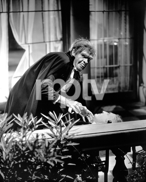 Fredric March, DR. JEKYLL AND MR. HYDE, Paramount, 1931, I.V. - Image 5531_0016