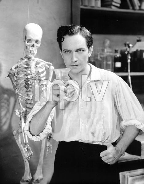 Fredric March, DR. JEKYLL AND MR. HYDE, Paramount, 1931, I.V. - Image 5531_0023