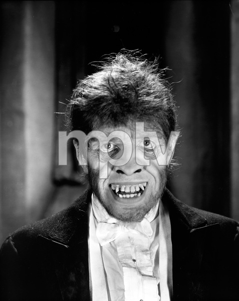 Fredric March, DR. JEKYLL AND MR. HYDE, Paramount, 1931, I.V. - Image 5531_0027