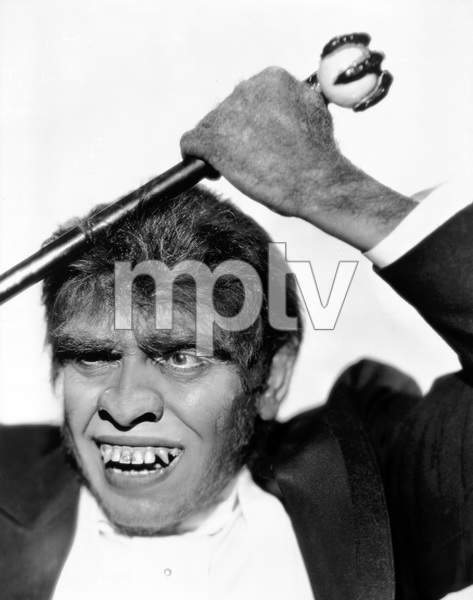Fredric March, DR. JEKYLL AND MR. HYDE, Paramount, 1931, I.V. - Image 5531_0028