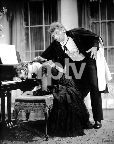 Fredric March, DR. JEKYLL AND MR. HYDE, Paramount, 1931, I.V. - Image 5531_0031