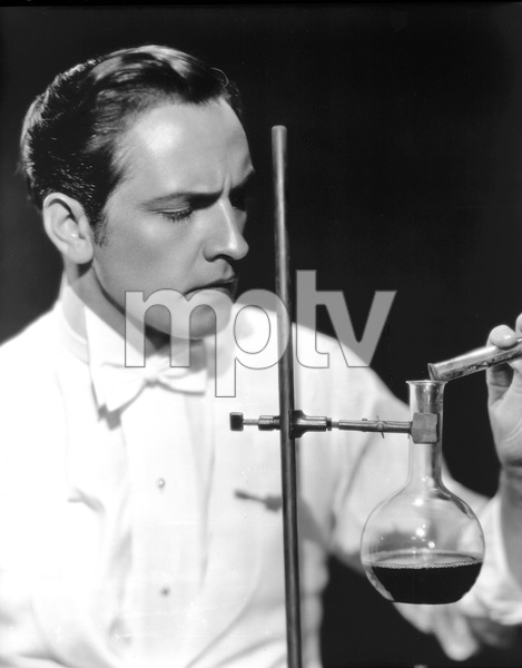 Fredric March, DR. JEKYLL AND MR. HYDE, Paramount, 1931, I.V. - Image 5531_0032