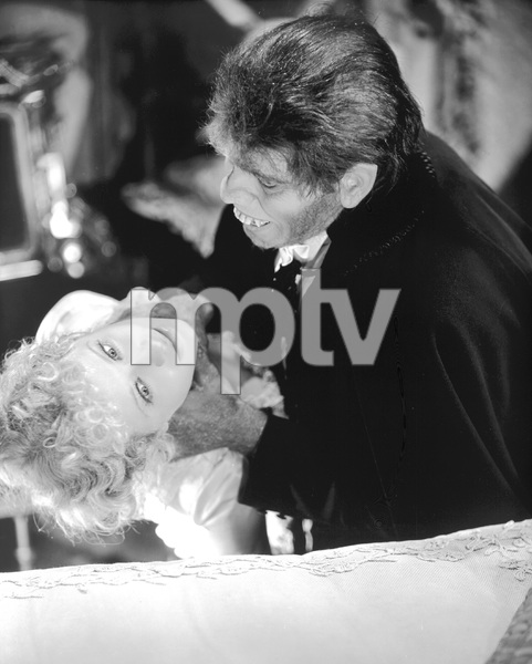 Fredric March and Miriam Hopkins, DR. JEKYLL AND MR. HYDE, Paramount, 1931, I.V. - Image 5531_0033