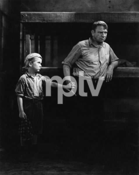 """""""The Champ""""Jackie Cooper, Wallace Beery1931 MGM - Image 5545_0001"""