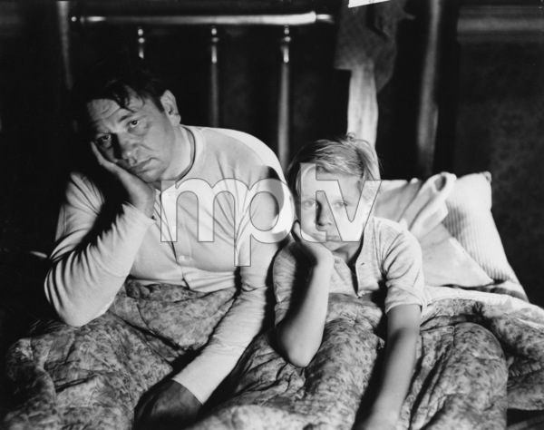 """""""The Champ""""Jackie Cooper, Wallace Beery1931 MGM - Image 5545_0003"""