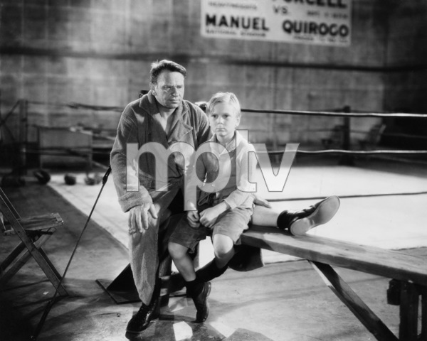 """The Champ""Jackie Cooper, Wallace Beery1931 MGM - Image 5545_0004"