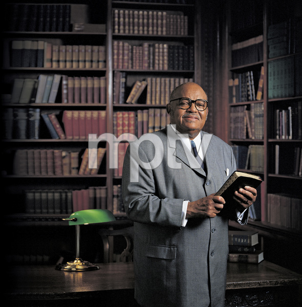 Pastor E.V. Hillcirca 2002© 2002 Phil Fewsmith - Image 5551_0003