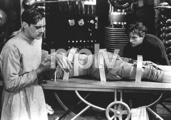 """Frankenstein""Colin Clive, Dwight Frye1931 Universal - Image 5577_0034"