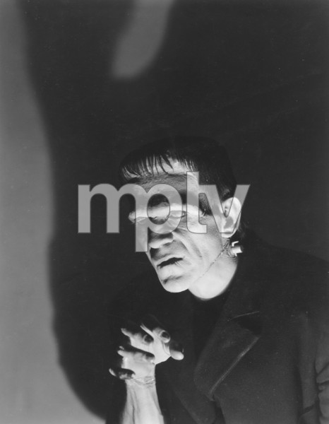 """Frankenstein"" Boris Karloff1931 Universal Photo by Freulich **I.V. - Image 5577_0042"