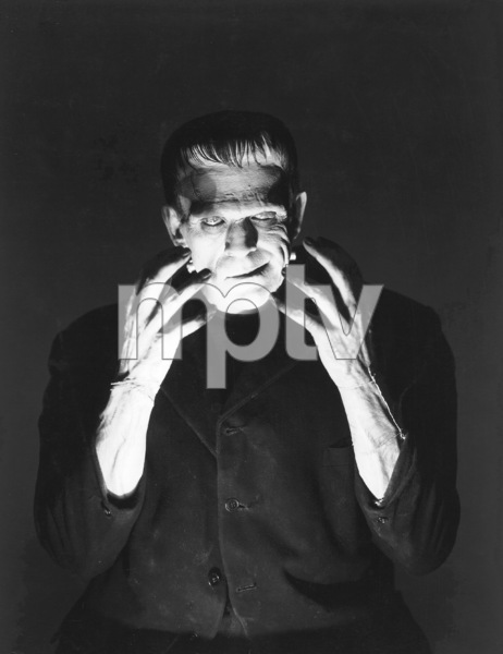 """Frankenstein"" Boris Karloff1931 UniversalPhoto by Freulich  **I.V. - Image 5577_0047"