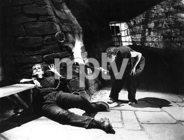 """Frankenstein"" Boris Karloff1931 Universal **I.V. - Image 5577_0048"