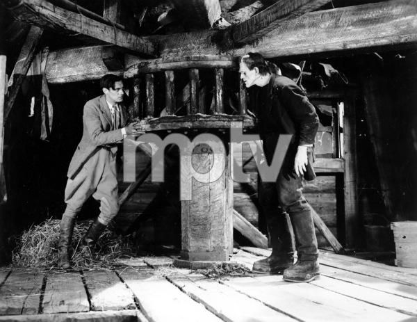"""Frankenstein"" Boris Karloff1931 Universal **I.V. - Image 5577_0051"