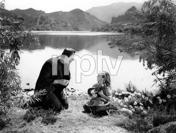 """Frankenstein"" Boris Karloff1931 Universal **I.V. - Image 5577_0052"