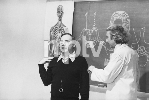 """""""Young Frankenstein""""Director Mel Brooks, Gene Wilder1974** I.V. - Image 5578_0036"""