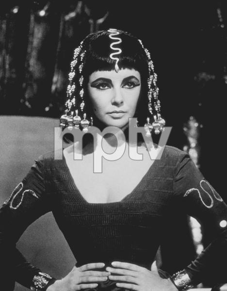 """Cleopatra""Elizabeth Taylor1963 20th Century FoxMPTV - Image 5589_0010"