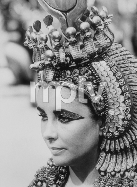 """Cleopatra""Elizabeth Taylor1963 20th Century FoxMPTV - Image 5589_0013"