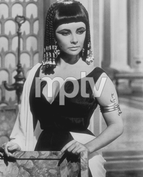 """Cleopatra""Elizabeth Taylor1963 20th Century Fox**J.S.C.MPTV - Image 5589_0053"