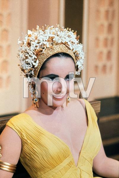 """Cleopatra""Elizabeth Taylor1963 20th Century Fox** I.V. - Image 5589_0069"