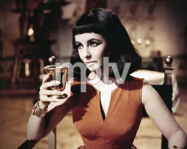 """Cleopatra""Elizabeth Taylor1963 20th Century Fox** I.V. - Image 5589_0082"