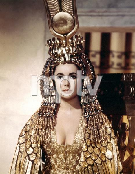 """Cleopatra""Elizabeth Taylor1963 20th Century Fox** I.V. - Image 5589_0086"