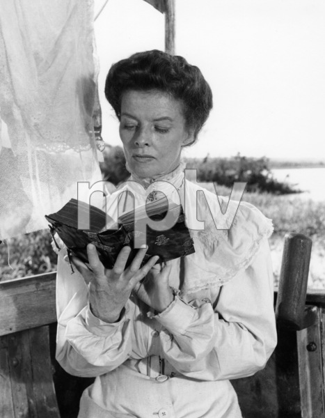 """The African Queen""Katharine Hepburn1951** I.V. - Image 5636_0142"