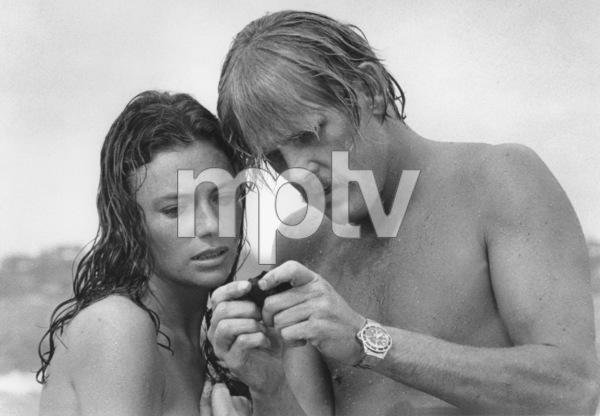 """""""The Deep""""Jacqueline Bisset, Nick Nolte1977 Columbia - Image 5637_0010"""