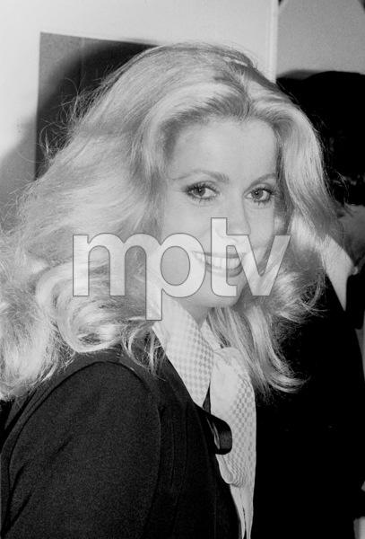 Catherine Deneuve, 1974 © 1978 Kim Maydole Lynch - Image 5638_0008