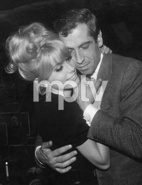 Catherine Deneuve and Dir. Roger Vadimcirca 1965**I.V. - Image 5638_0010