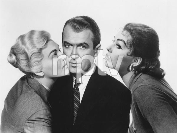 """""""Vertigo""""Kim Novak, James Stewart1958 Paramount**I.V. - Image 5650_0041"""